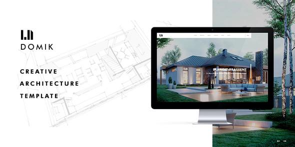 diseño interior plantilla arquitectura