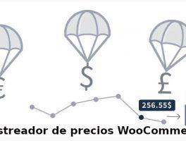 Rastreador de precios para WooCommerce